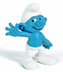 schleich clumsy smurf figure mark film