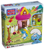 megabloks smurfette travel deepest part forest