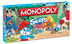 monopoly smurfs collector's edition board smurfiest