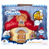 smurfs mushroom house papa smurf movie