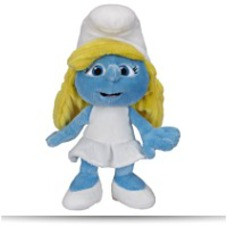On SaleBean Bag Plush Wave 1 Smurfette