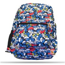 Childrens Smurfs Backpack