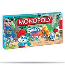 On SaleMonopoly The Smurfs Collectors Edition