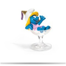 On SaleParty Smurfette Toy Figure