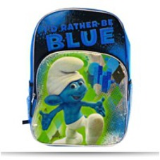 Discount Smurfs Backpack