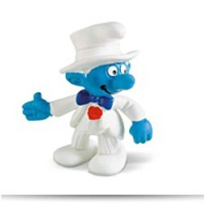 Discount Smurfs Bridegroom Smurf