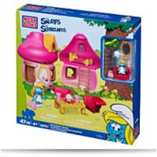 Discount Smurfs Smurfettes House