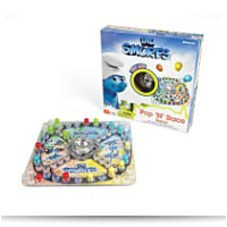 Discount Smurfts Pop N Race Game