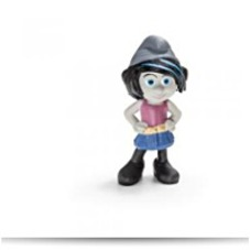 Vexy Movie Smurf Toy Figure