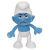 smurfs basic plush wave grouchy super