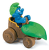 schleich smurf figure going green smurf's