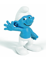 Clumsy Smurf Figure