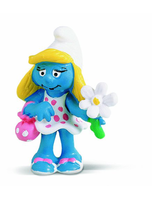 North America Smurfette With Flower