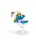 Party Smurfette Toy Figure