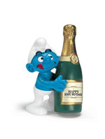 Smurfs Bottle Smurf